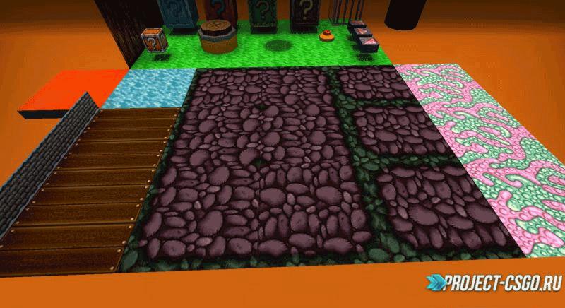 "Текстуры ""Croc game textures"""