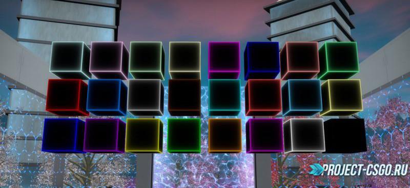 """Текстуры """"Glowing Grid Textures"""""""