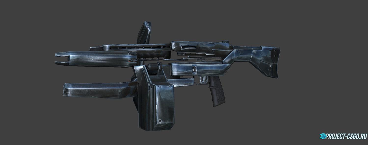 Модель оружия АК-47 CSGO AR2